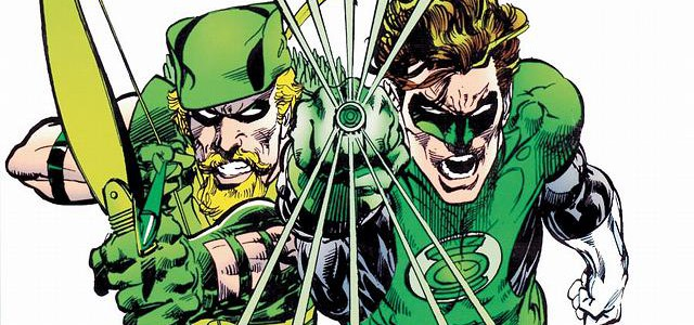 """Bekommt """"Arrow"""" Gesellschaft? Green Lantern soll Staffel 4 rocken"""