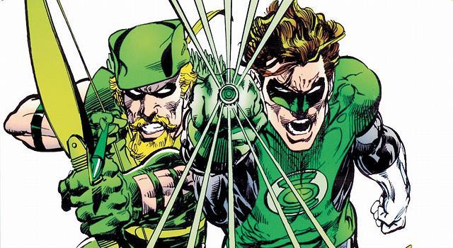 Arrow Green Lantern