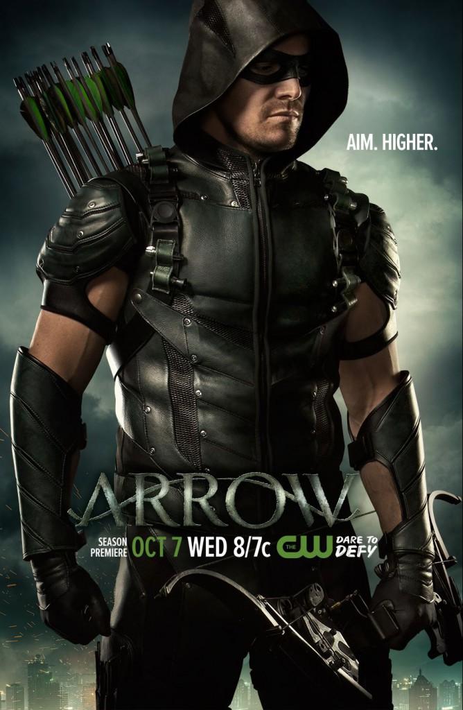 Arrow Staffel 4 Trailer & Poster