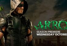 Arrow Season 4 Spot