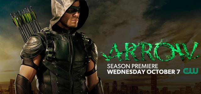 """Starling City braucht """"Arrow"""" im neuen Spot zu Season 4"""