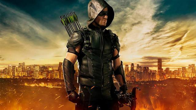 Arrow Staffel 4 Trailer