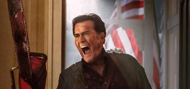 """Schaut hinter die Kulissen von """"Ash vs. Evil Dead""""!"""