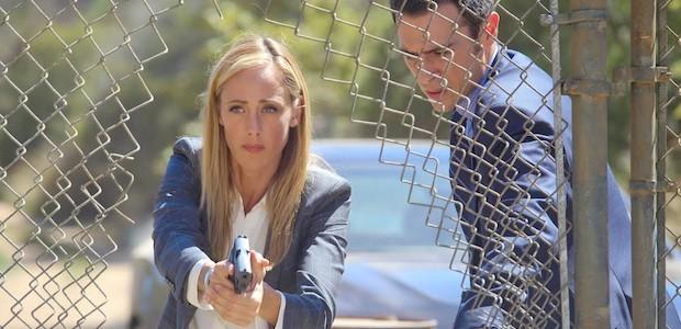 """""""Bones"""" Staffel 11: Erstes Foto zeigt Kim Raver im """"24""""-Modus"""