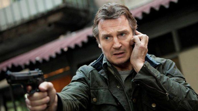 Liam Neeson The Revenger