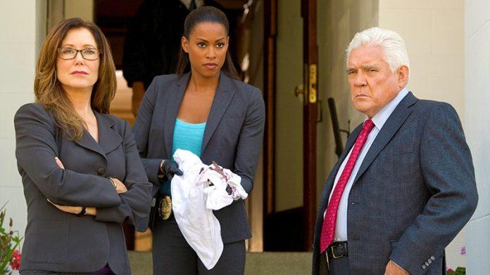 Major Crimes Staffel 4