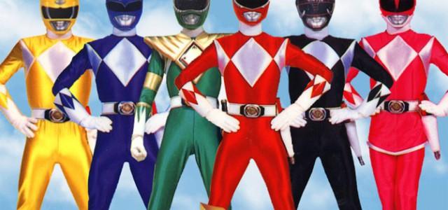 Power Rangers: Drehstart, Plot und Cast-Fotos zum Reboot!