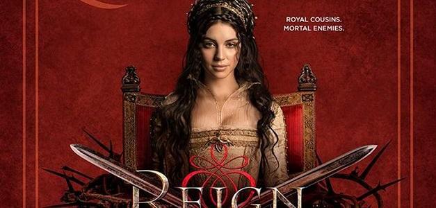 """Königin gegen Königin im neuen Trailer und Poster zu """"Reign"""" Season 3"""