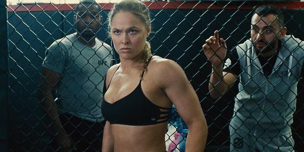 Ronda Rousey ersetzt Patrick Swayze im Reboot von Road House