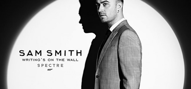 """The Writing's on the Wall"": Hier ist Sam Smiths Bond-Song aus Spectre"