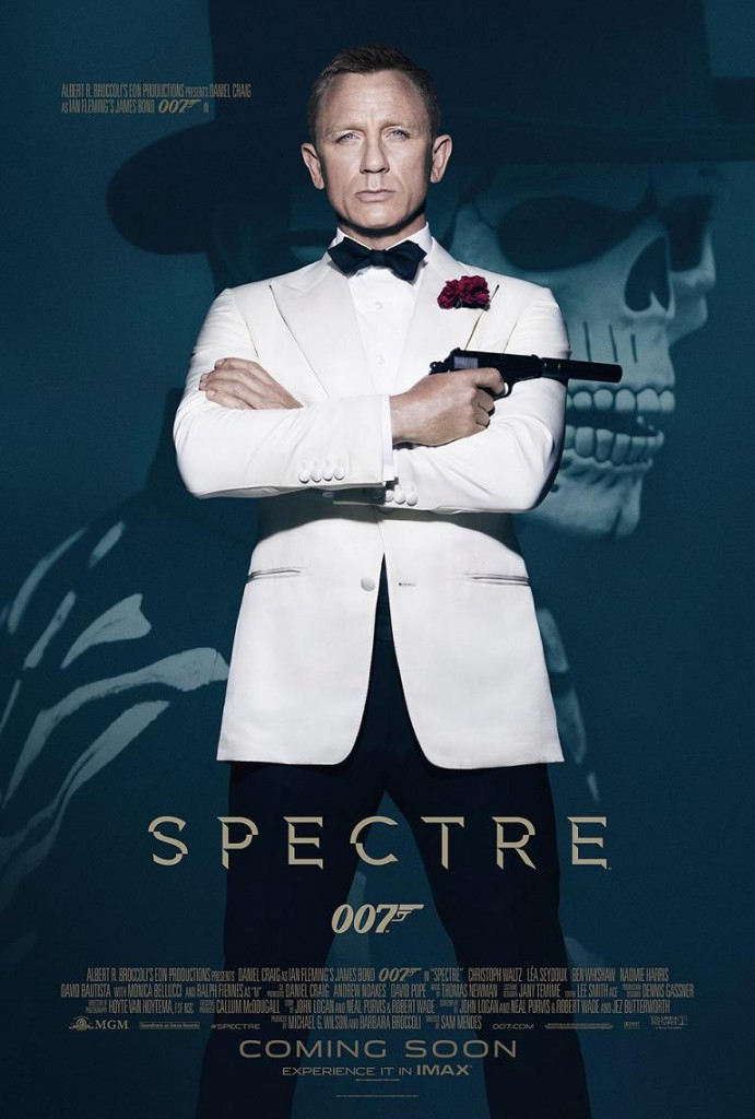Spectre Poster 2