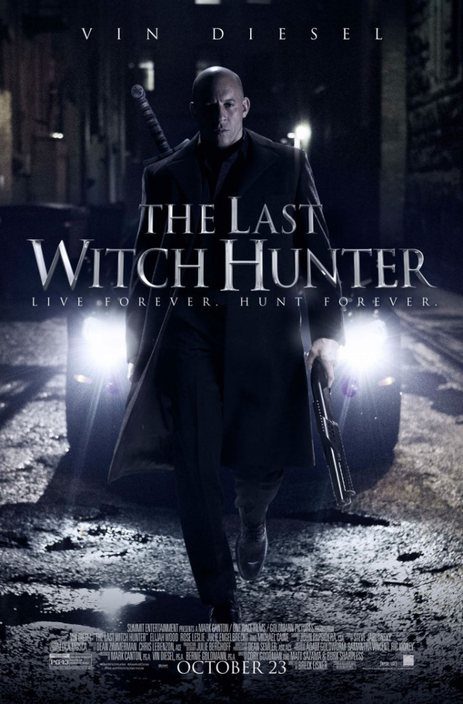 The Last Witch Hunter Trailer 2 Charakterposter 5