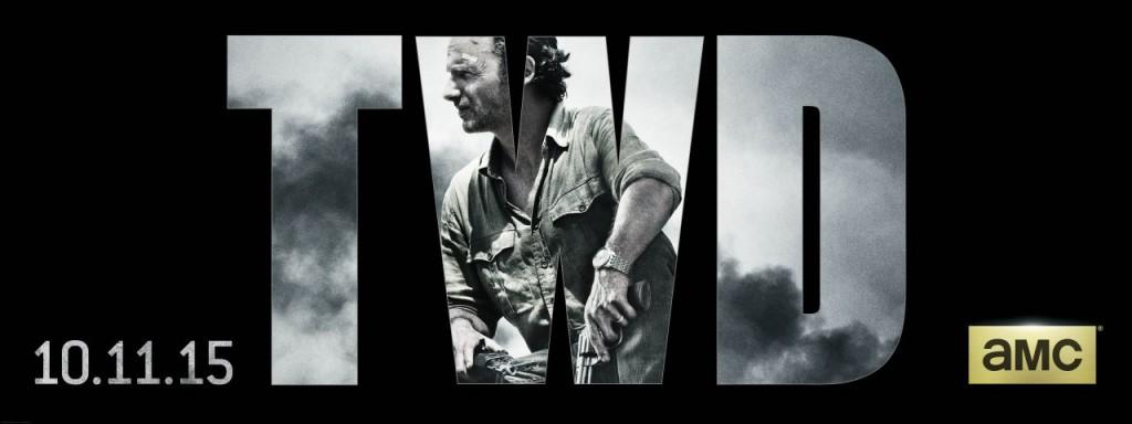 The Walking Dead Staffel 6 Cast & Banner