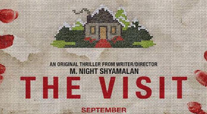 The Visit (2015) Filmkritik