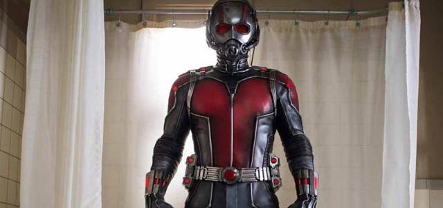 """Box-Office Welt: """"Ant-Man"""" an der Spitze dank gigantischem China-Start"""