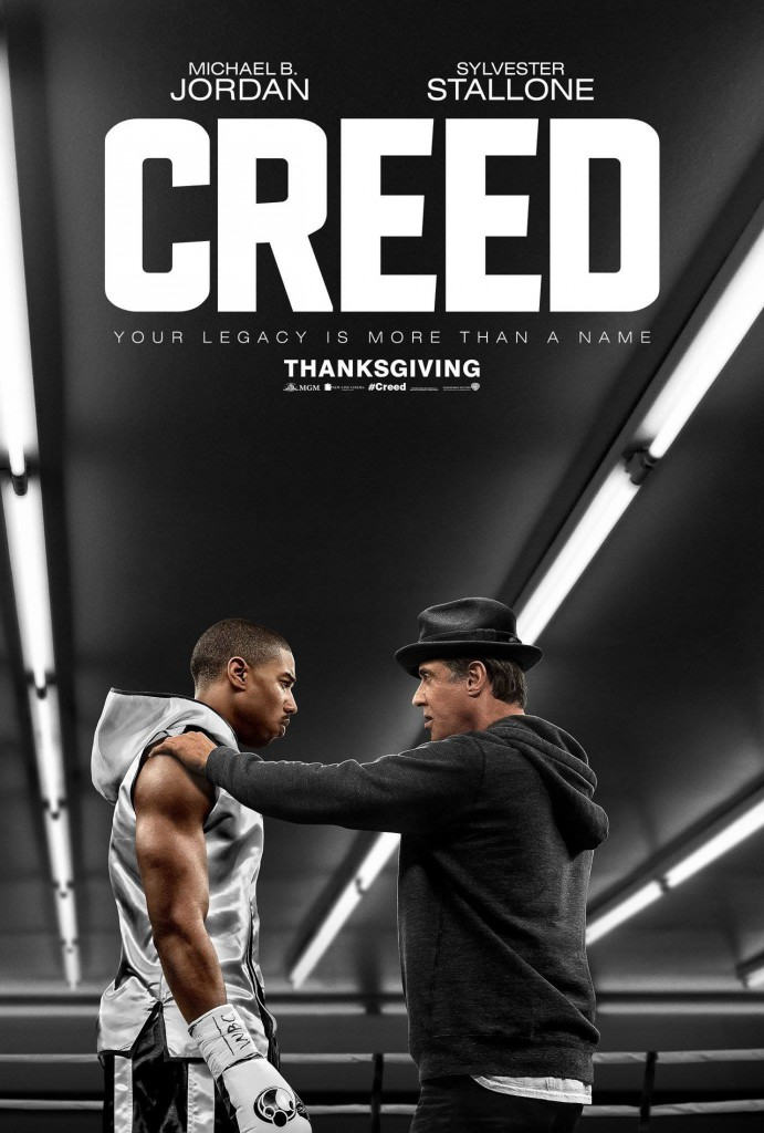 Creed Rockys Legacy Poster 1