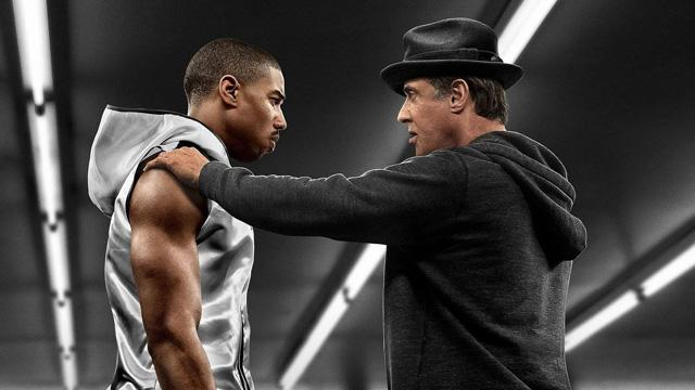 Creed Rockys Legacy Poster TV-Spot