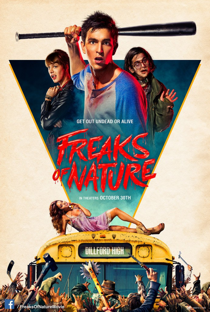 Freaks of Nature Trailer und Poster