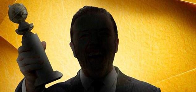 Ricky Gervais moderiert die Golden-Globes-Verleihung 2016!
