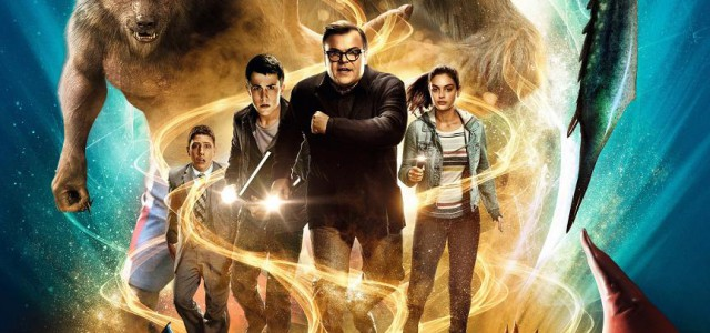 Box-Office USA – Knapper Sieg für Gänsehaut, Crimson Peak floppt