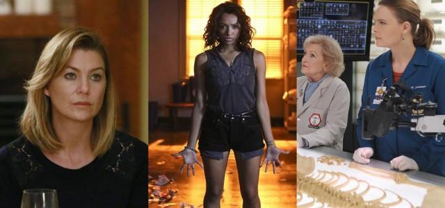 """US-Einschaltquoten: """"Grey's Anatomy"""" stark, """"Vampire Diaries"""" fällt tief"""