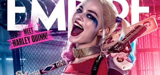 Suicide Squad: Neue Bilder von Harley Quinn und Deadshot!