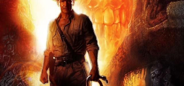 Indiana Jones 5: Dreht Steven Spielberg wieder mit Harrison Ford?