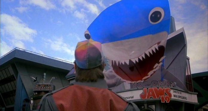 Der weisse Hai 19 Trailer