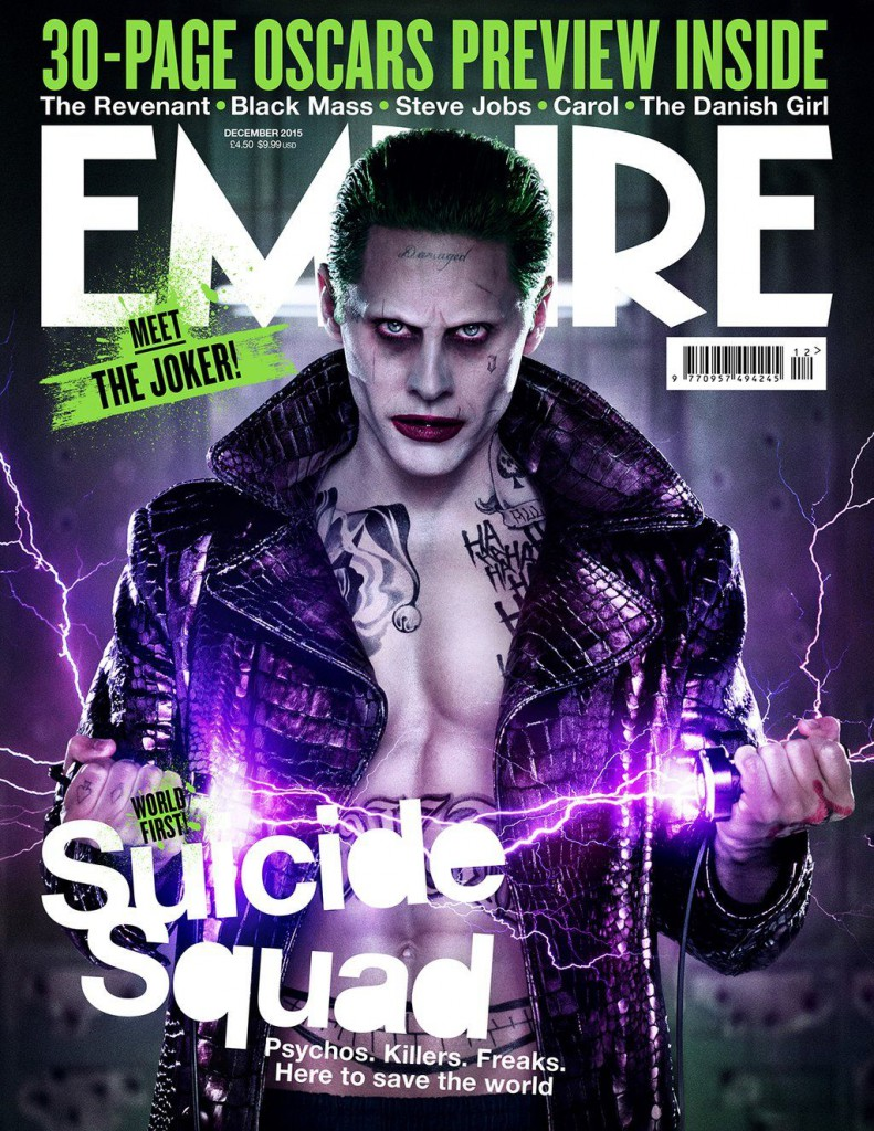 Suicide Squad Joker Enchantress 1