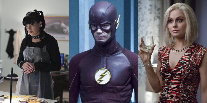 iZombie The Flash NCIS Einschaltquoten