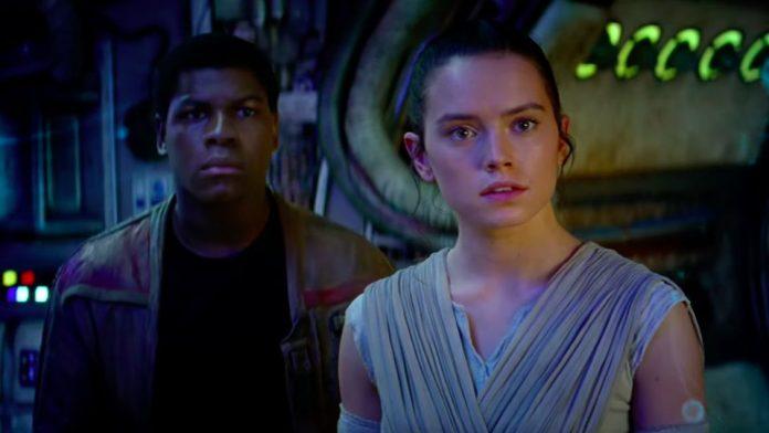 Star Wars Das Erwachen der Macht Startrekord