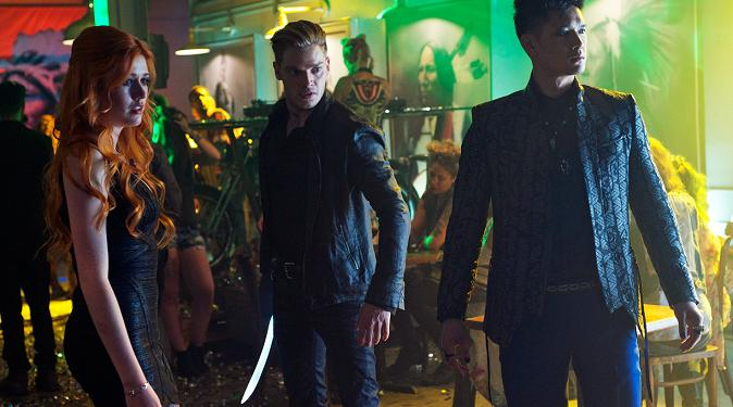 Shadowhunters Trailer