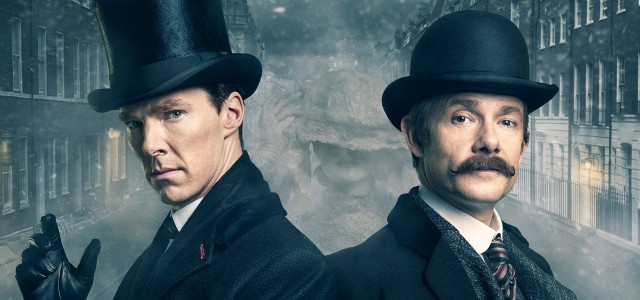 """""""Sherlock"""": Ausstrahlungstermin, Trailer, Poster und Titel zum Special"""