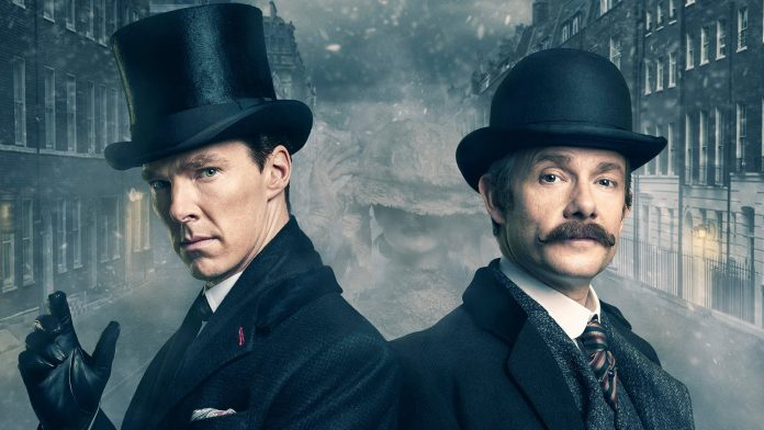 Sherlock Special Start Trailer