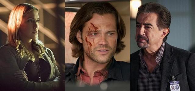 """US-Einschaltquoten: """"Supernatural"""" und """"Arrow"""" legen ordentlich zu"""