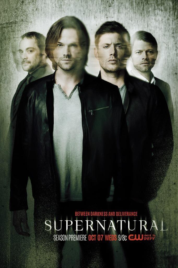 Supernatural Season 11 Trailer & Poster