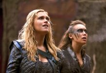 The 100 Staffel 3 Foto