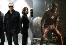 Agents of Shield The Flash Quoten