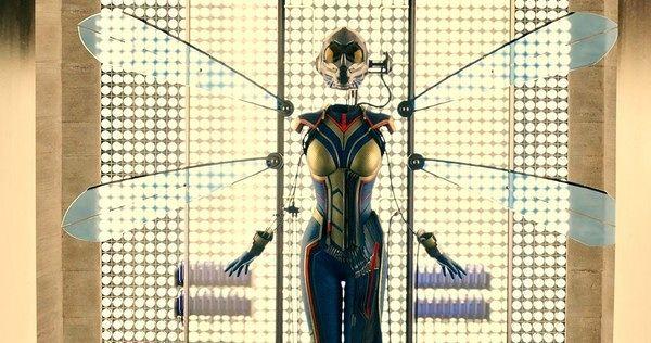 Ant Man 2 Start Wasp