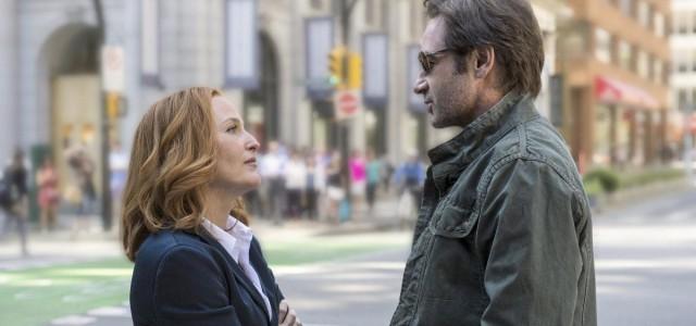 """Mulder und Scully sind zurück im neuen Trailer zum """"Akte X""""-Revival!"""