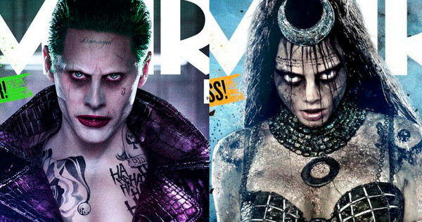 Suicide Squad Joker Enchantress