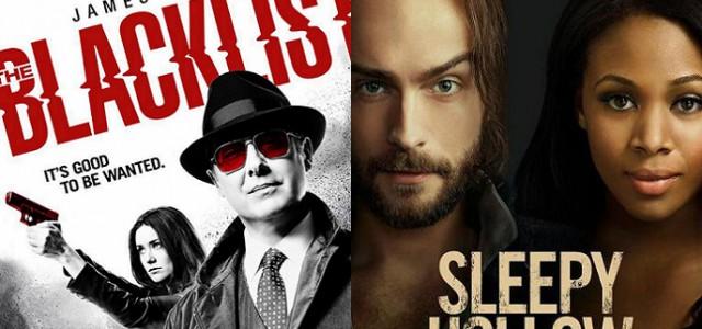 """US-Einschaltquoten: """"Sleepy Hollow"""" mit Rekordtief, """"The Blacklist"""" schwächelt"""