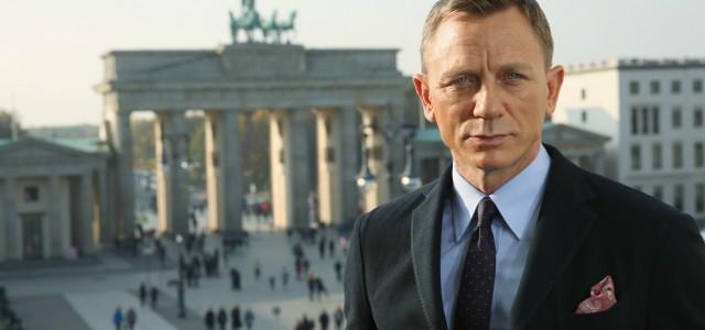 Bond in Berlin – Am roten Teppich von Spectre