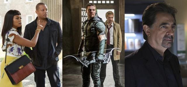 """US-Einschaltquoten: """"Arrow"""" und """"Criminal Minds"""" stabil, """"Supernatural"""" sinkt"""