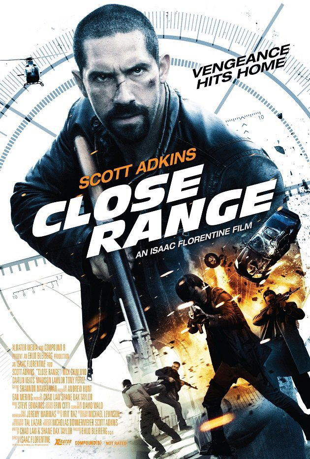 Close Range Poster 1