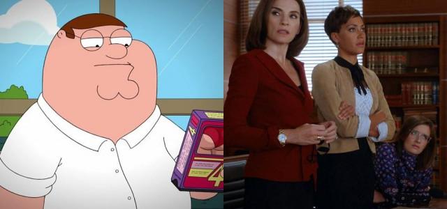 """US-Einschaltquoten: """"Family Guy"""" schwach, """"The Good Wife"""" steigert sich"""