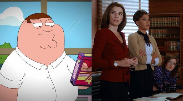 The Good Wife Family Guy Quoten
