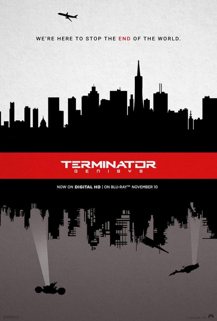 Terminator Genisys Plakate 3