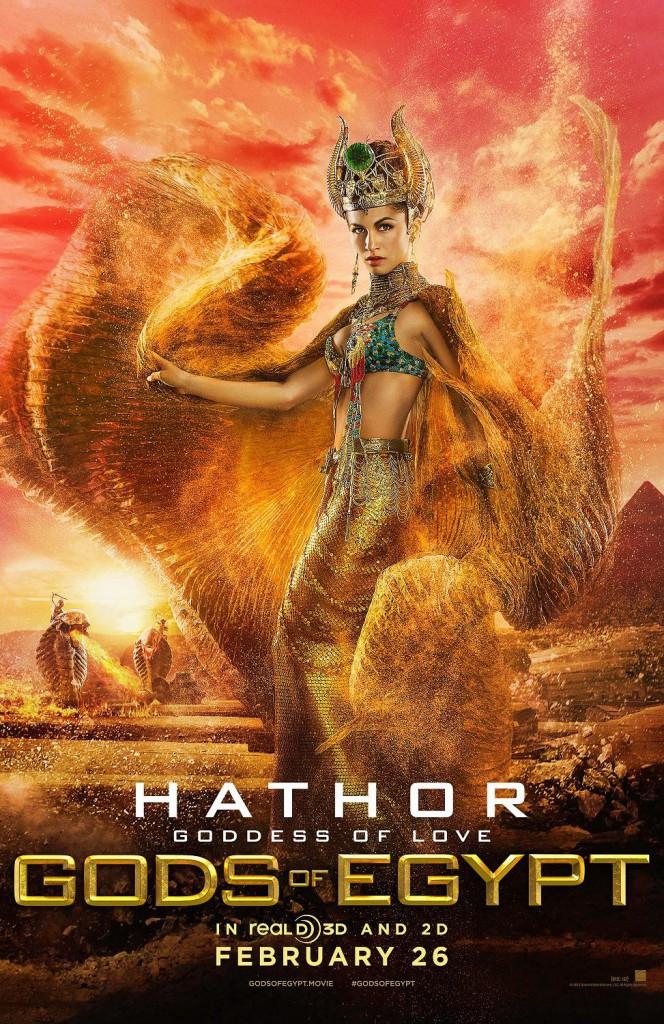 Gods of Egypt Trailer & Poster 6