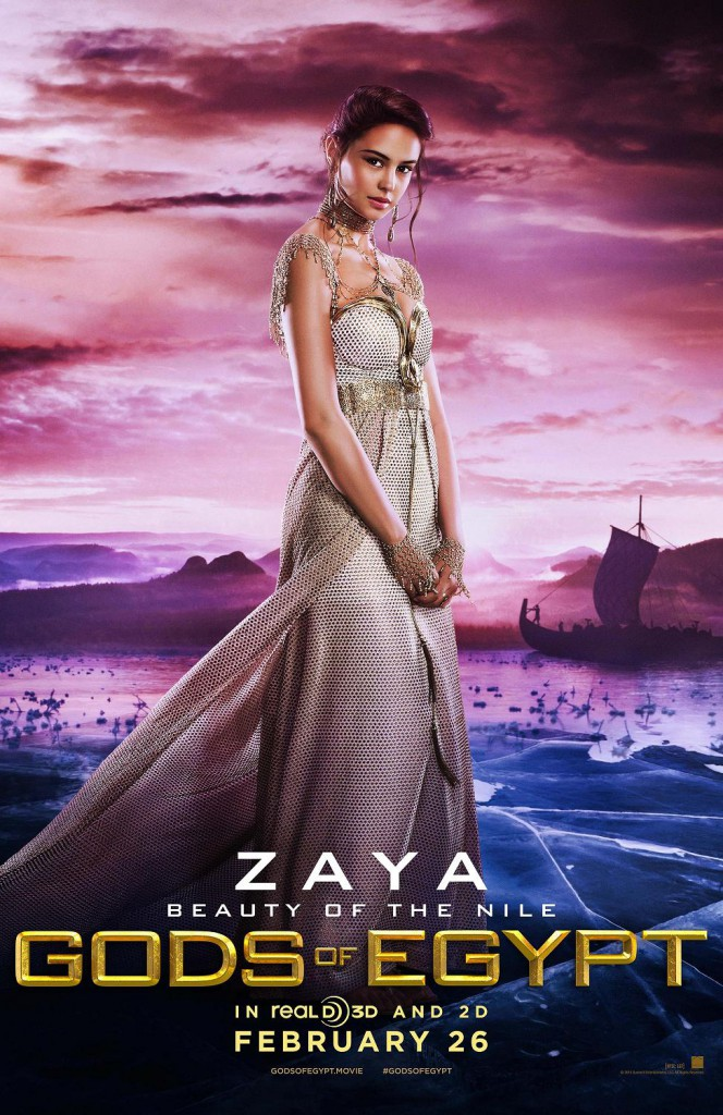 Gods of Egypt Trailer & Poster 2